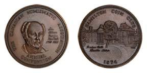 1974 C.N.A. Hamilton