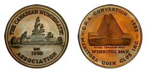 1982 C.N.A. Winnipeg