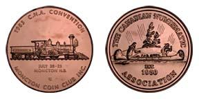 1983 C.N.A. Moncton