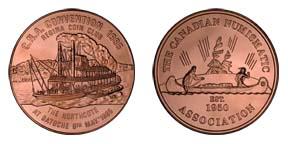 1985 C.N.A. Regina