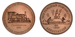 1988 C.N.A. Charlottetown