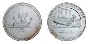 1997 C.N.A. Moncton