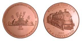 2003 C.N.A. Windsor